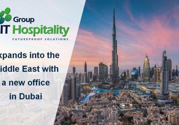 The largest focused Hospitality System Integrator in Africa, opens an office in Dubai to strengthen their development drive in the Middle East.
